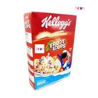Kelloggs Froot Loops Sereal Buah 160 Gram