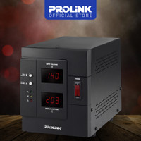 Stabilizer PROLINK PVR500D AVR Relay Controlled PVR Series 500VA