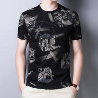 Baju Kaos Pria Lengan Pendek Motif Atasan Cowok Granco Fashion Distro