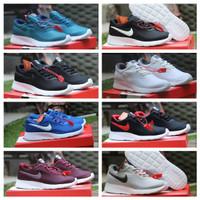sepatu sneakers pria nike kaishiran import premium Quality termurah - Biru Muda, 38