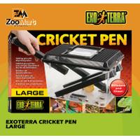 Exoterra Cricket Pen Large / Exo Terra / Kandang Jangkrik / Gut Load