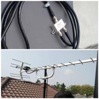 Antena tv lokal Hd outdoor