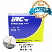 Ban Dalam Sepeda Motor IRC 80/90-17 (2.75 -17) - ORIGINAL