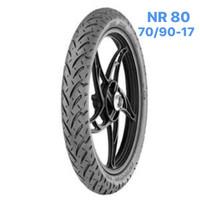 Ban Motor IRC NR 80 ( NR80 ) 70/90-17 ( Tubetype ) Ban Luar