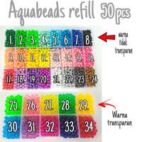 Mainan Beads refill - Aquabeads basic
