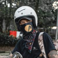 Bandana / Slayer Paisley Tromax - Bandana Riding Paisley Full Printing