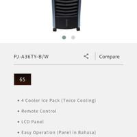 AIR COOLER SHARP PJ-A36TY-B