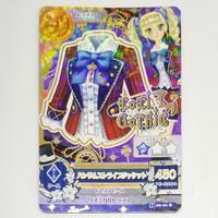 Kartu Aikatsu Yurika Toudou Shirt Japan Rare card ver 14 06-20 R