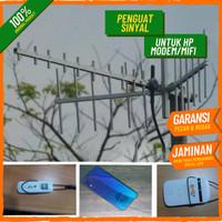 antena YAGI 4G 3G penguat sinyal hp modem mifi 12 el induksi