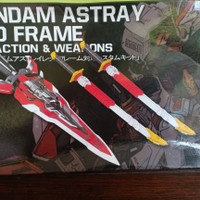 BTF 1/144 RG Astray Red Frame Add On / Optional Part