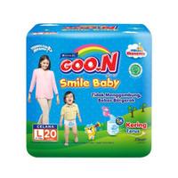 Goo.N Smile Baby Pants 20'S Large | Popok Bayi | Popok Anak
