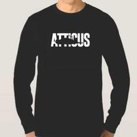 Kaos Lengan Panjang Atticus Jumbo