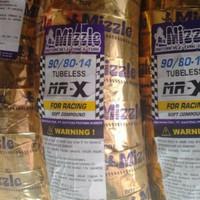 MIZZLE 90/80-14 MRX BAN SOFTCOMPOUND UNTUK ROADRACE VELG RING 14 TUBEL