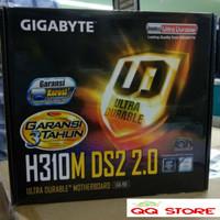 Gigabyte H310M-DS2 (LGA 1151,H310,DDR4) Support Coffee Lake