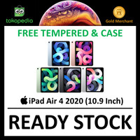 """iPad Air 4 2020 256GB - 64GB 10.9"""" WiFi Only GRAY GREEN BLUE ROSE GOLD - 64gb wifi, ROSE GOLD"""