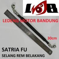 Selang Rem Cakram Belakang Satria FU Motor Universal 30cm