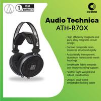 Audio Technica ATH-R70X Professional Open Back Headphone