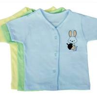 Baju Bayi Katun - Cotton - Kancing Depan