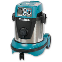 Makita VC2211MX1 Dust Extractor / Vacuum Cleaner 22L M Class Wet / Dry