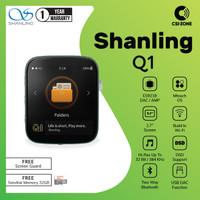 Shanling Q1 Hi-Fi Portable Digital Audio Player Bluetooth - Forest Green
