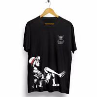 ErooDistro Kaos Luffy Bored Distro T-shirt Baju Distro Pria Cotton 30s