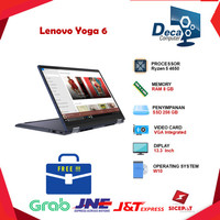 Laptop Lenovo yoga 6 13are 2in1 touch Ryzen 5 4650 8gb 256ssd w10 13.3