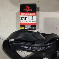BAN DALAM KENDA (BY PACIFIC) SEPEDA 27.5 X 1.95/2.125 FV 48MM SP-B252