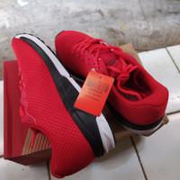 Sepatu Running Specs Dual Enduro True Red