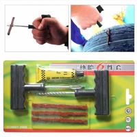 Tire Repair Kit Tubeless / Alat Tambal Tampal Ban Mobil Motor Truk