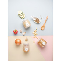 3 Days Plan - Grouu Gourmet Baby Food MPASI Catering - Stage2-8Bulan+