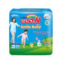 Goo.N Smile Baby Pants 20'S Extralarge | Popok Bayi | Pokpok Anak