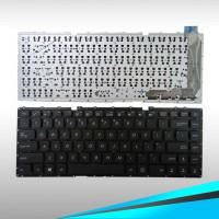 Keyboard Asus X441 Series X441M X441N X441B X441U Hitam US Layout