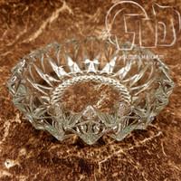 Asbak Jumbo Kaca Kedaung (SK-1550). Glass Crystal Ashtray