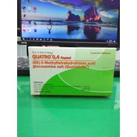 QUATRO 0.4 Methyltetrahdrofolate Acid BOX ISI 5 LEMBAR
