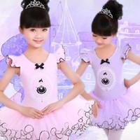 BAJU BALLET TUTU LEOTARD/ BALLERINA DRESS ANAK PEREMPUAN IMPORT