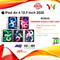 "Apple iPad Air 4 2020 256GB 10.9"" WiFi Cellular GRAY GREEN ROSE GOLD - 256 WIFI BLUE, NO BONUS"