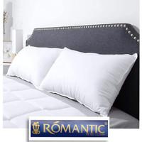 ROMANTIC Bantal Silicon kualitas hotel bintang 2 dan 3 empuk murah