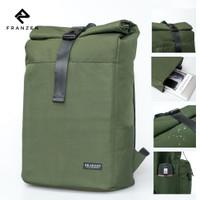 Tas Ransel Laptop Backpack Waterproof Franzen Rapid Rulle Series 603