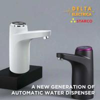 Starco Pompa Air Galon Elektrik Dispenser Rechargeable USB J3 - Putih