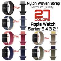 Apple Watch Series 5 Nylon Woven Strap Band Sport Loop iWatch