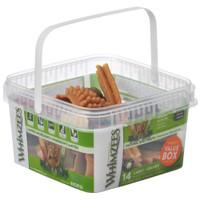 Whimzees Dental Chew Dog Treats Variety Value Box L
