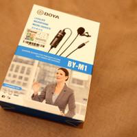 Mic Boya by m1 Asmr Youtuber Microphone 99%