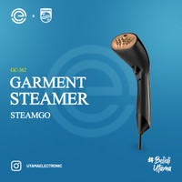 PHILIPS Setrika Uap Travel Steam & Go - GC362