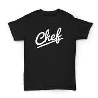 Kaos Baju Tshirt chef koki Big size XXL xxxl xxxxl