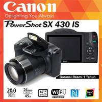 Canon PowerShot SX430 IS Prosumer Camera - Non Bundling