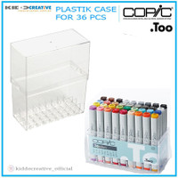 COPIC MARKER PLASTIC CASE FOR 36 PCS