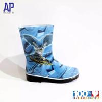 Boots Anak Motif Batman Double Trouble/AP 2012 Size 15-18