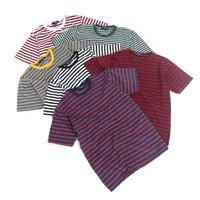 XXL - Kaos Polos Cotton Stripe