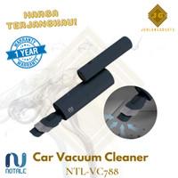 Notale Car Vacuum Cleaner Portable Penyedot Debu Mobil 8000kPa - Hitam