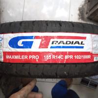 Ban Mobil GT Gajah Tunggal Maxmiler pro 185R14-14 tubeless 185 R14